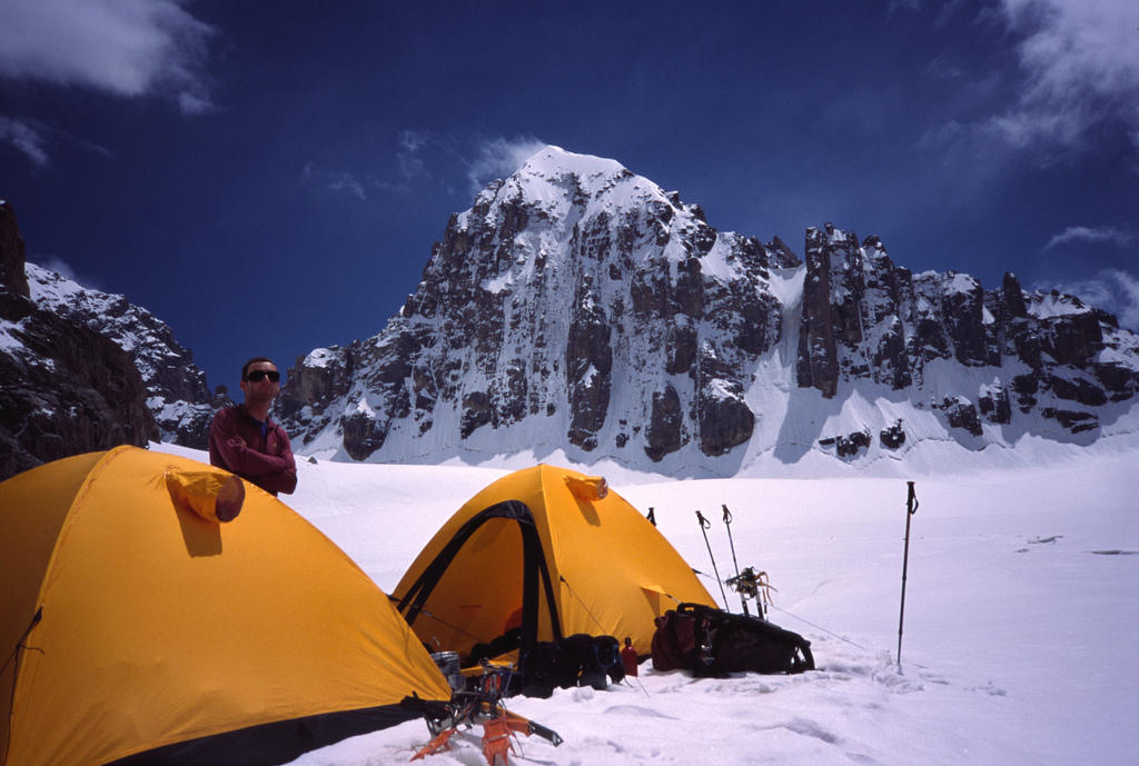 Guidelines For Camping tents in the cold mountains