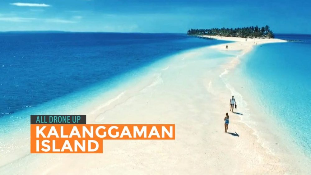 Stay in the Philippines kalanggaman island