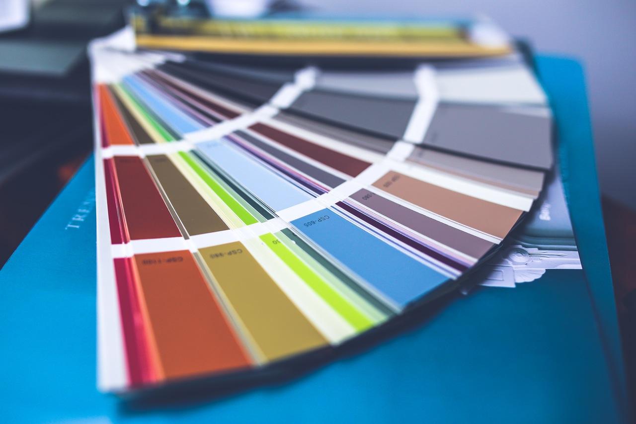Interior Designing Tips color palette