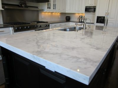 Your Unique Kitchen countertops in marble