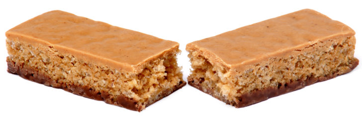 Meal Replacement bar reeses snack