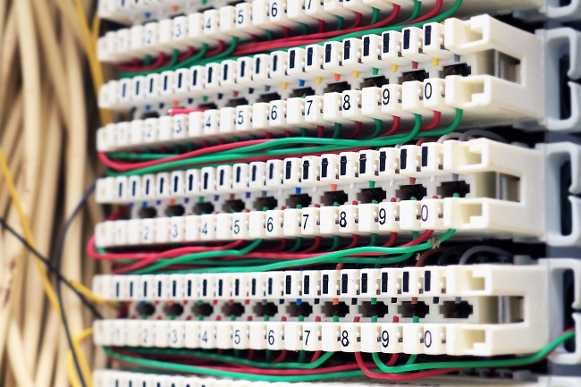 Switchboard Upgrades the board