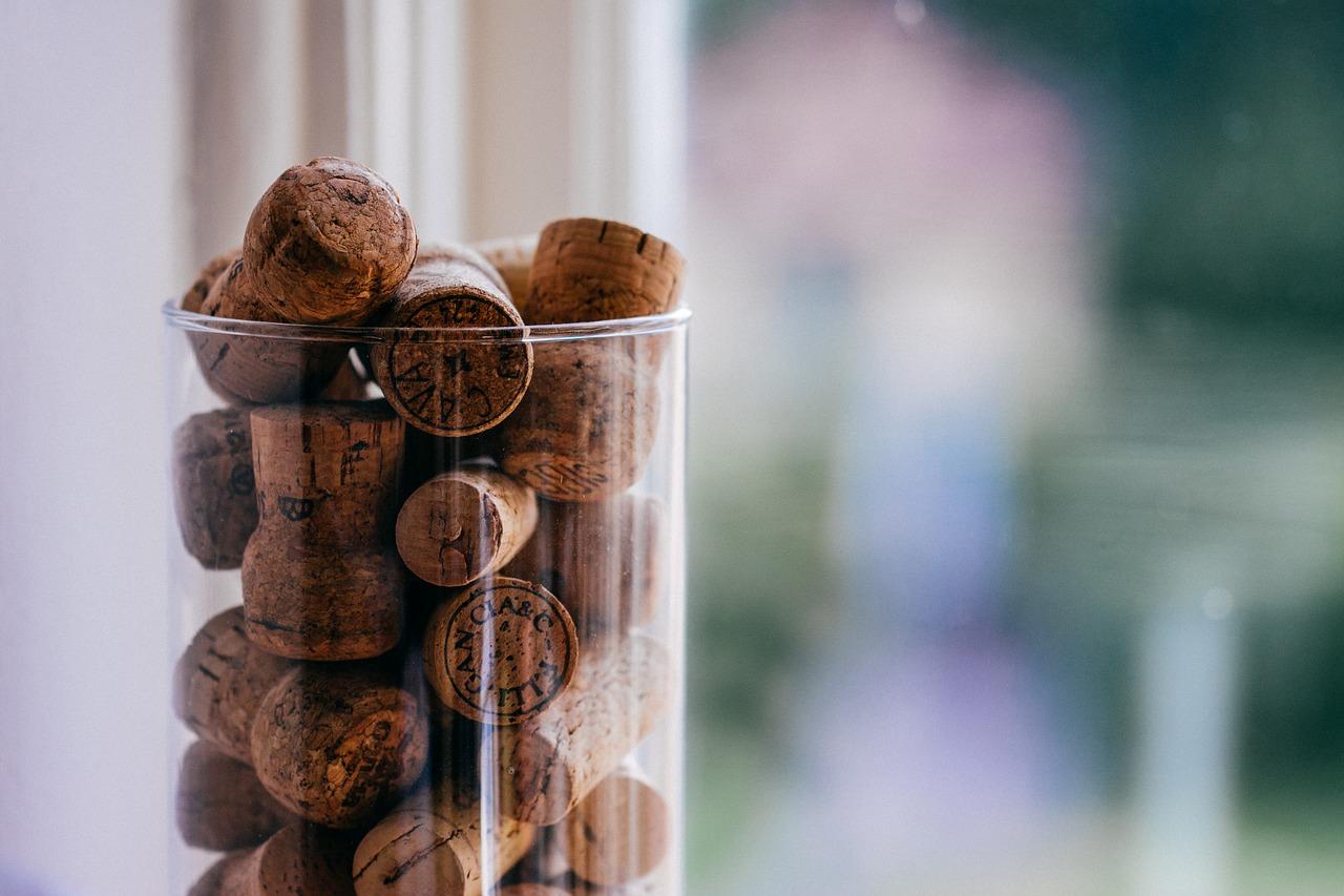 Interior Designing Tips wine corks