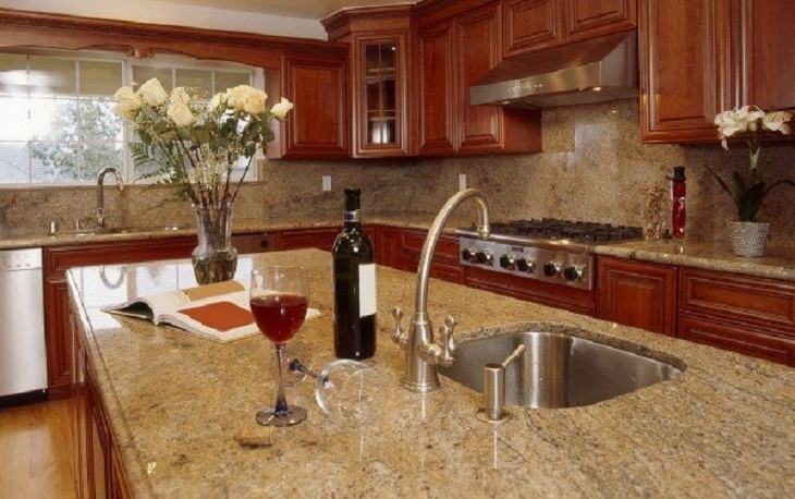 Your Unique Kitchen granite countertops