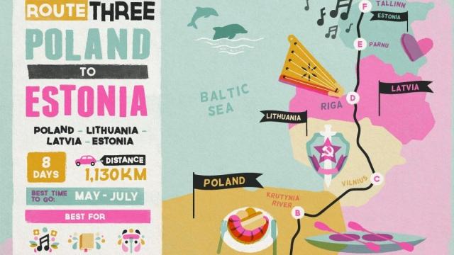 How to Plan an Eastern European Road Trip