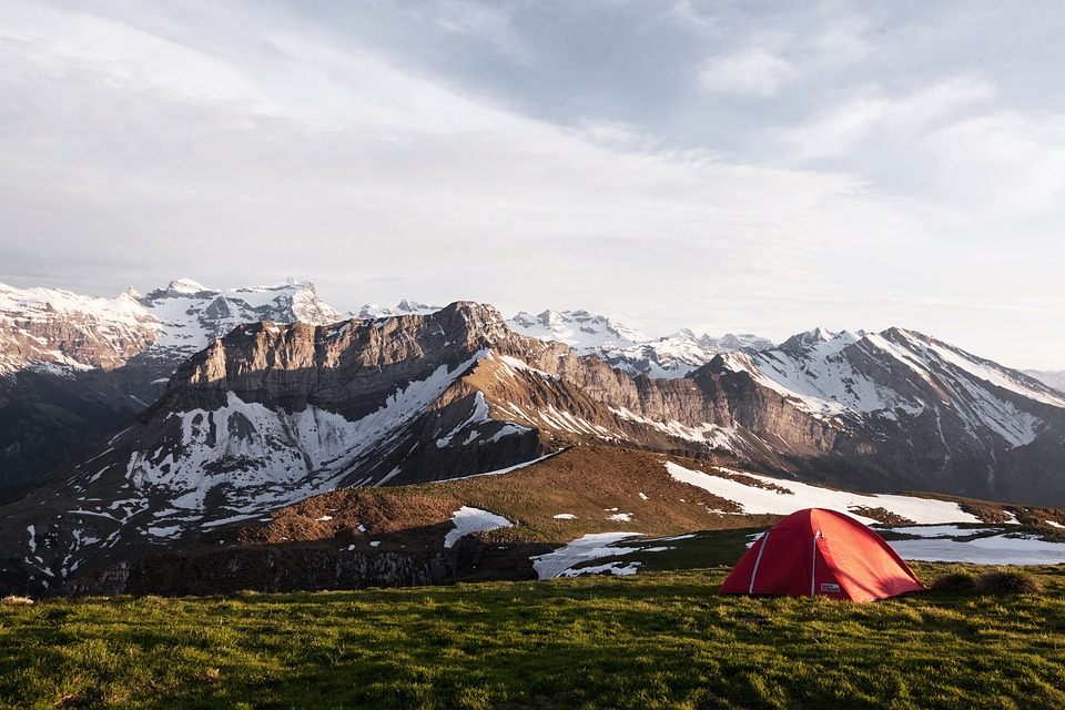 How to Camp and Actually Enjoy It mountains