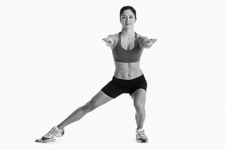 Kettlebell Workouts yoga woman