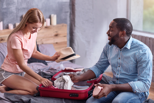 Pack For Your Honeymoon Carry On Bag