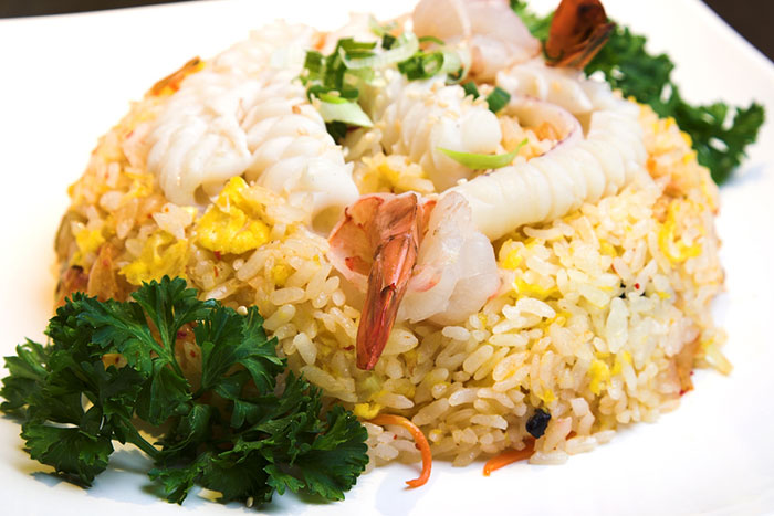 Ultimate One Pan Meal: Shrimp Fried Rice – Brown Rice