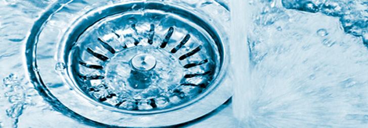 Unblock Drain water in sink