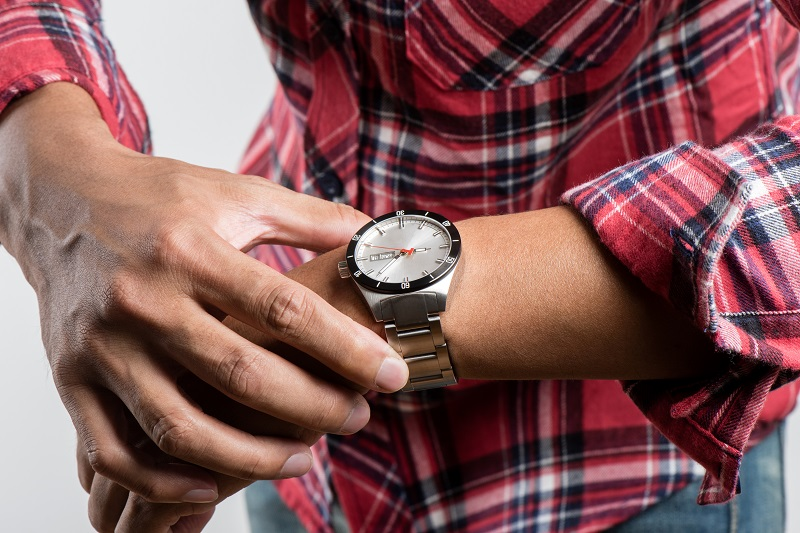 Maintenance tips for branded watch