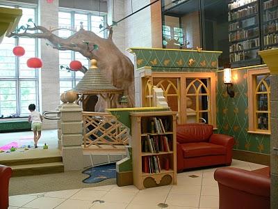 Reading Corner elephants in room