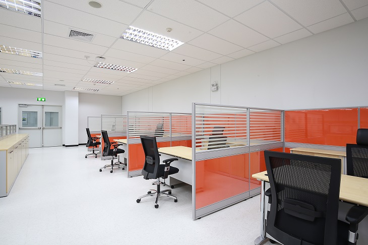 Office Furniture cubicles nice chairs