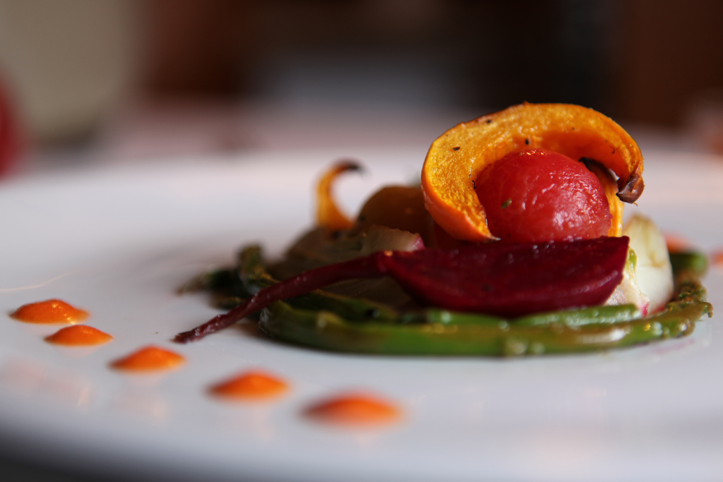 Food Palate food on plate