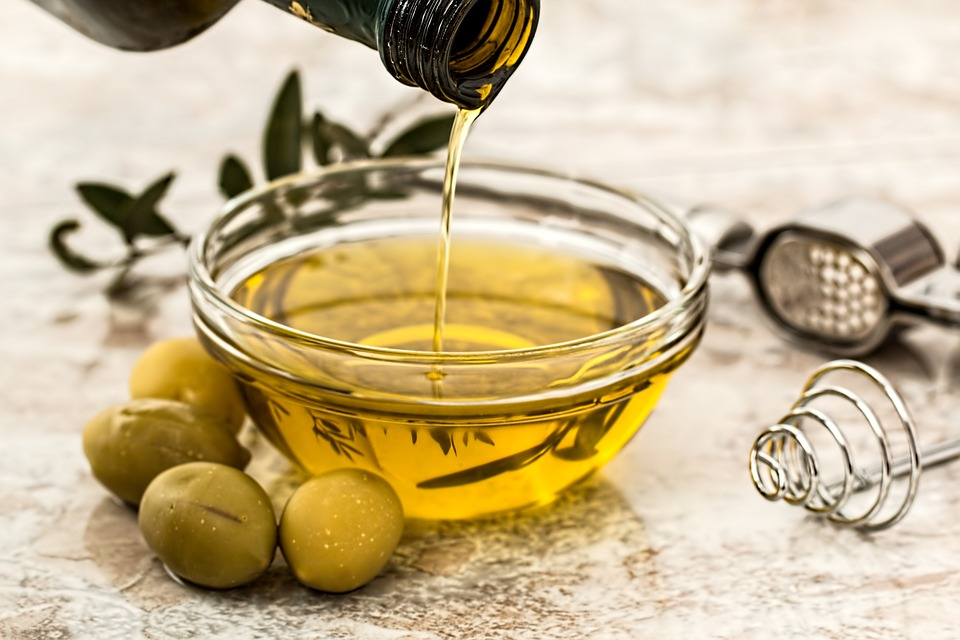 Food Palate olive oil