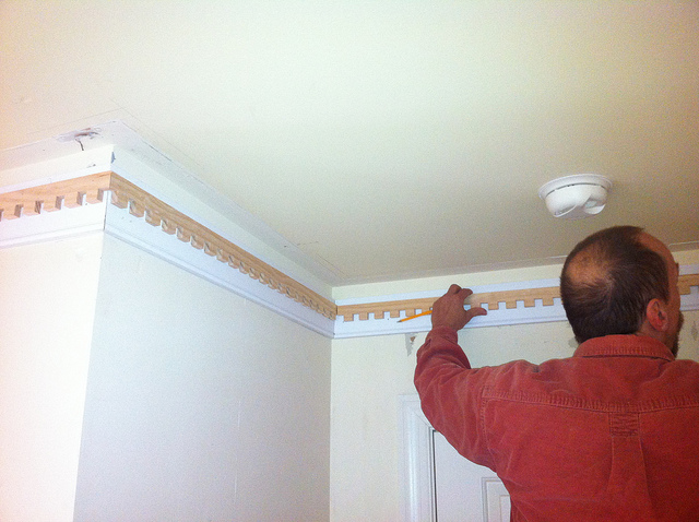 DIY Projects measuring ceiling