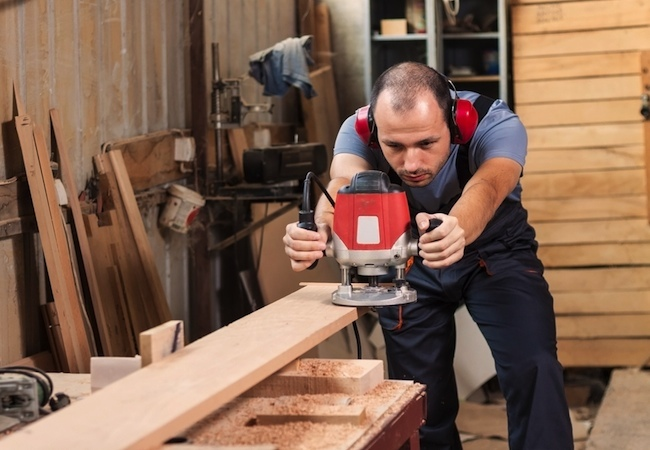 Power Tools sanding router