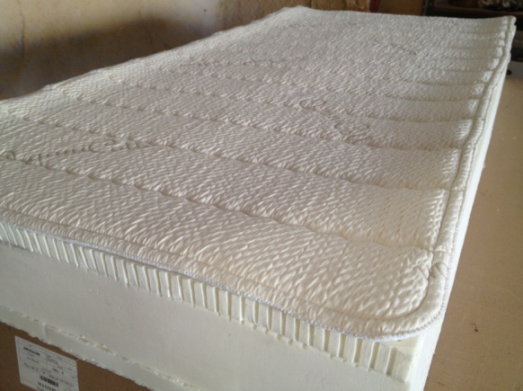 latex mattress picture