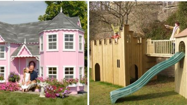 4 Great Ways to Personalise Your Child's Playhouse