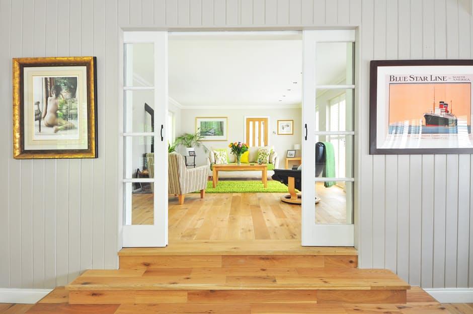 open doors in home life in order