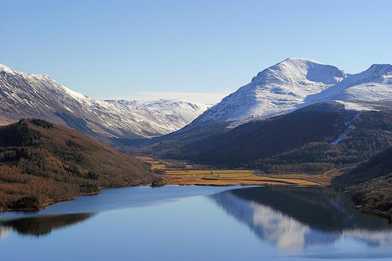 Breathtaking Places in Europe mountain lake