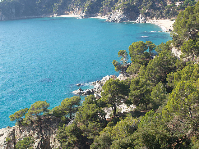 Breathtaking Places in Europe view of sea