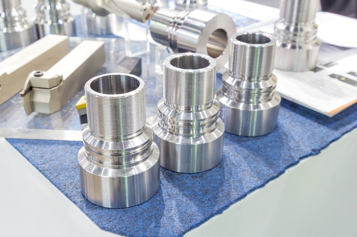 Couplings quick connect silver
