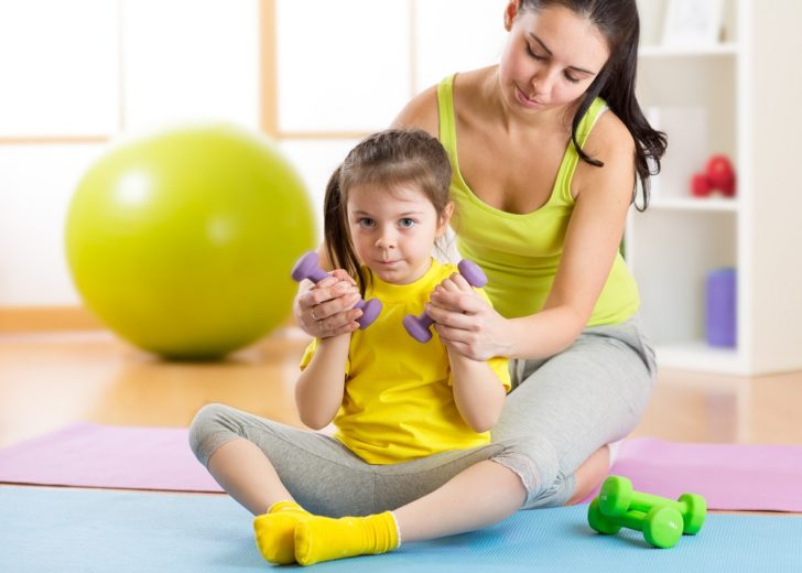 Fitball: Introduction And Its Benefits For Kids