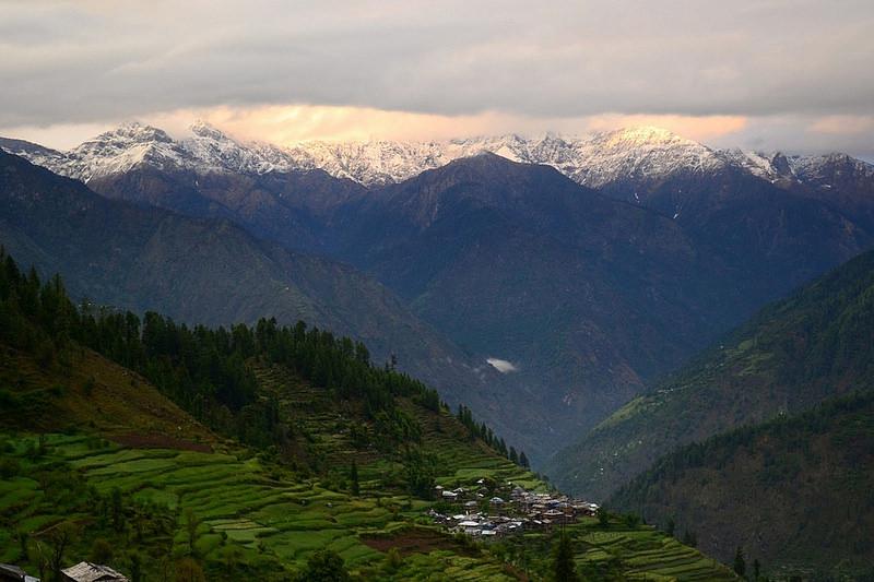 Destinations Tirthan Valley