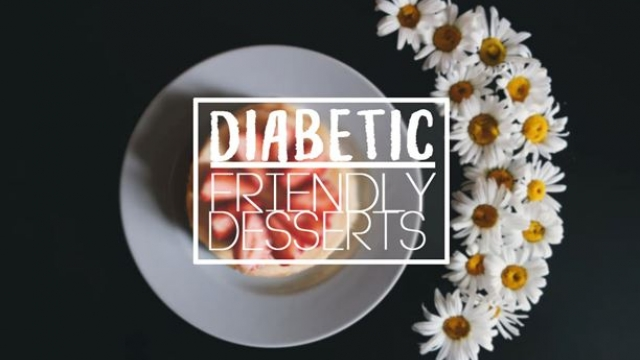 Diabetic Friendly Desserts