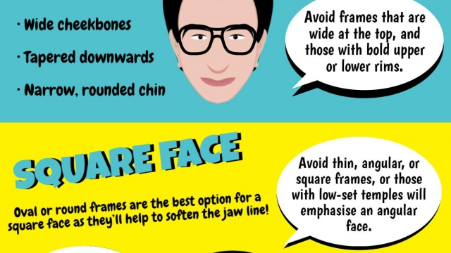 How To Choose The Best Glasses For Your Face Shape