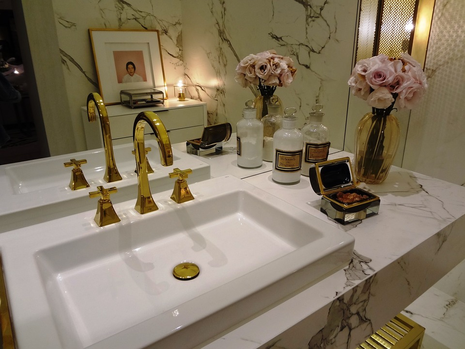 Bathroom Design Ideas square sink