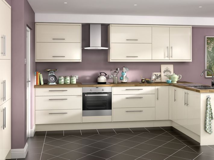 Kitchen Design White With Hood