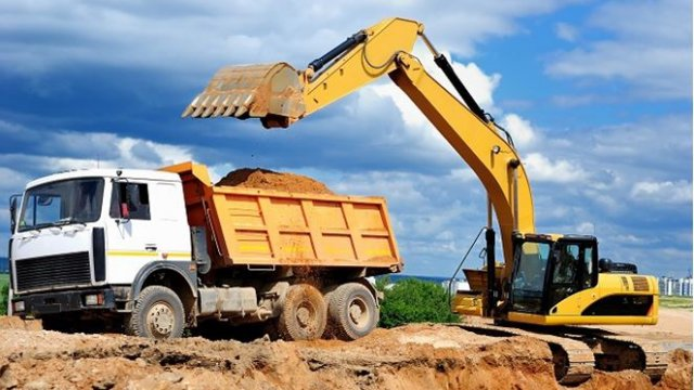 3 types of demolition crane loading truck