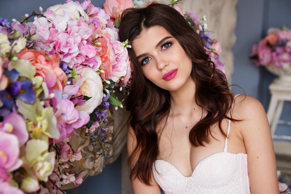 Wedding de-stress bride