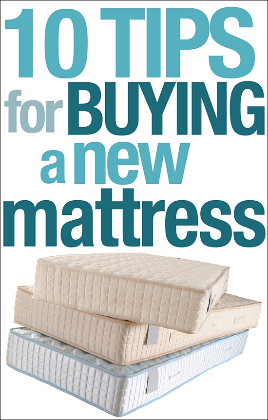 New Mattress buying tips