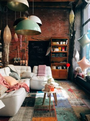 6 Ways To Create An Arty & Creative Home