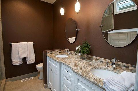 create the ultimate white bathroom