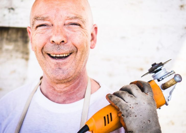 Handyman questions old man dremel tool