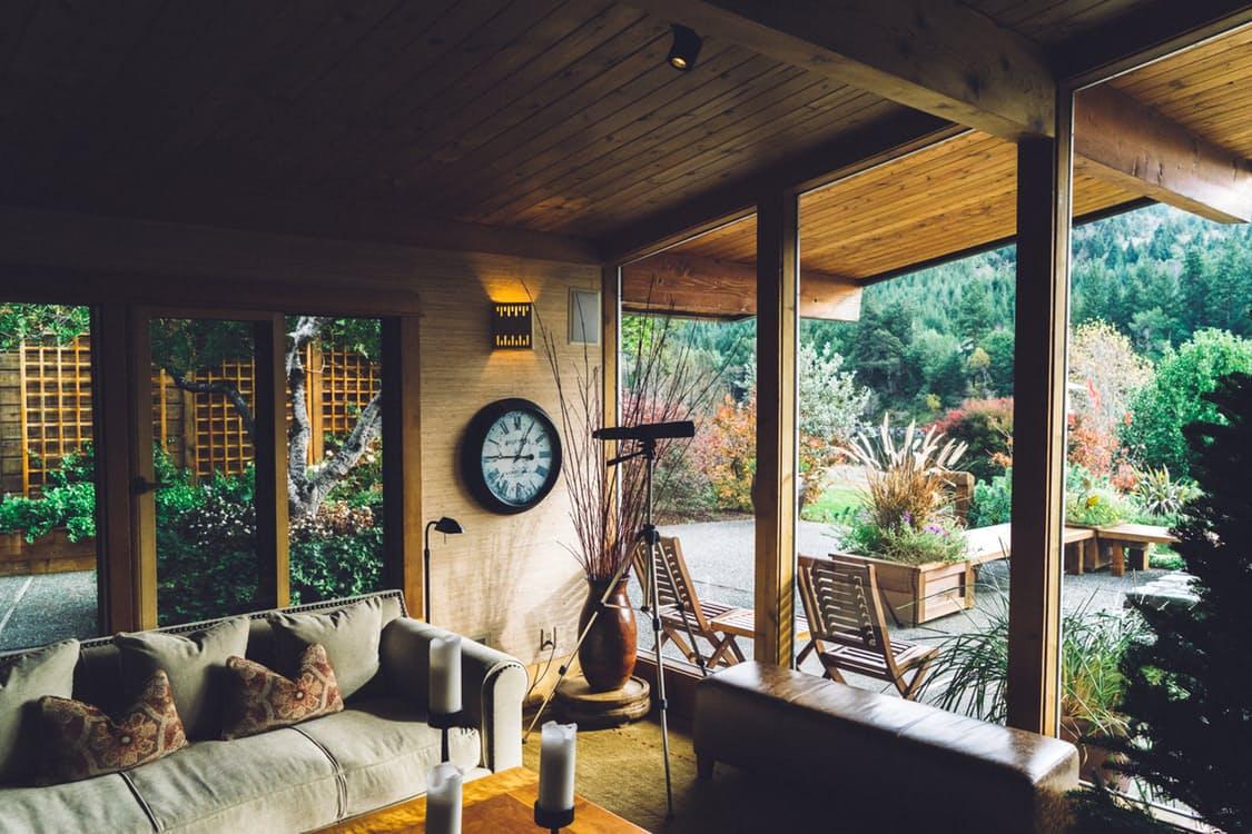 Lounge home improvement lighting