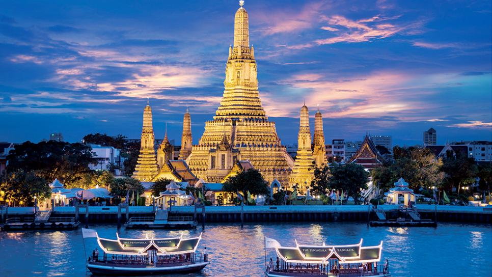bangkok thailand weekend trip