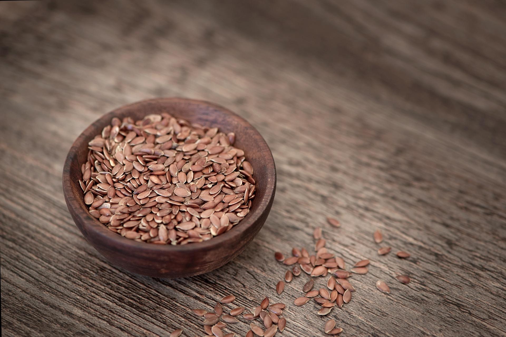 Super Foods flaxseed