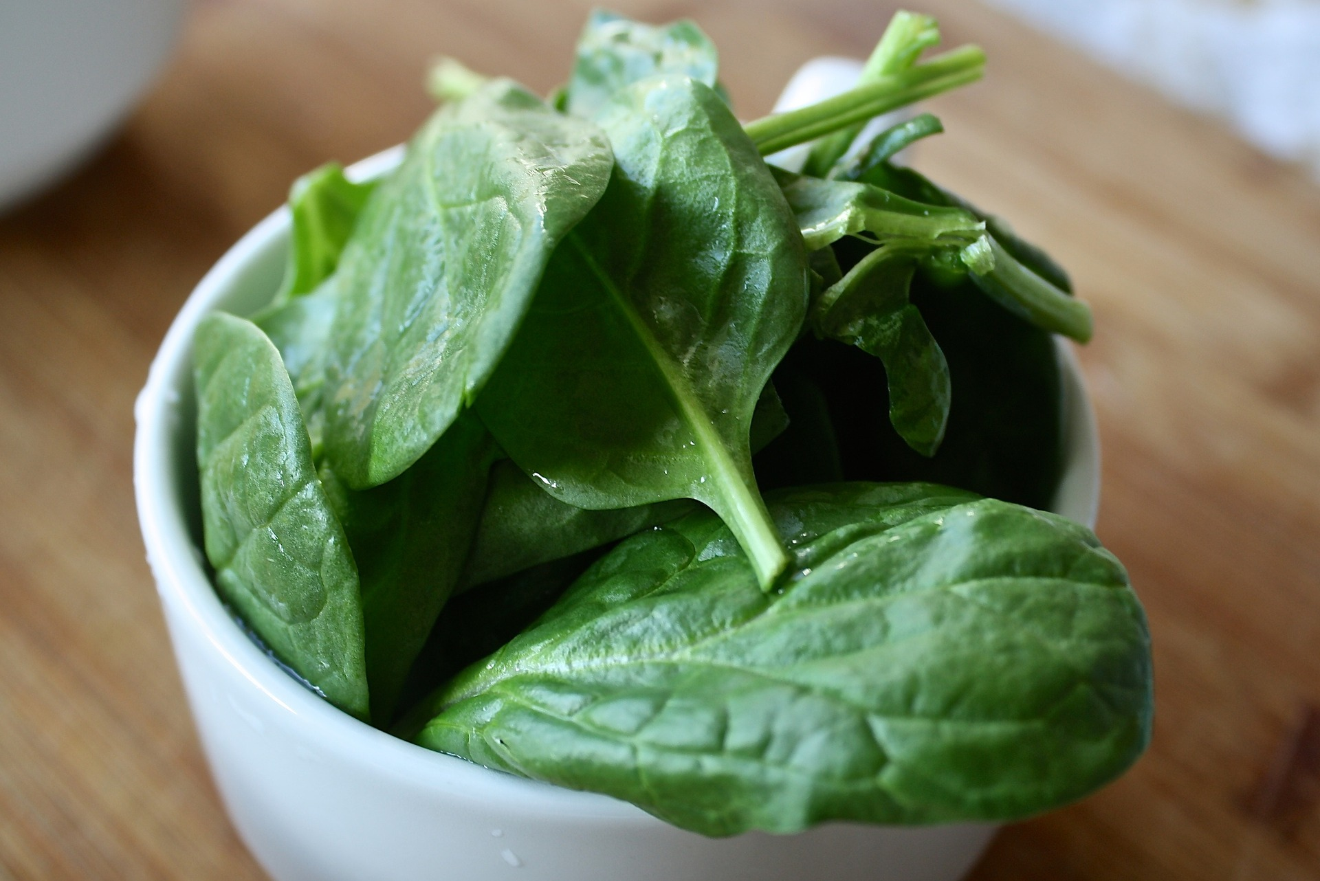 Super Foods spinach greens