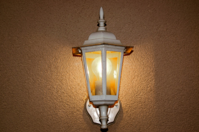 light fixture outdoor lighting