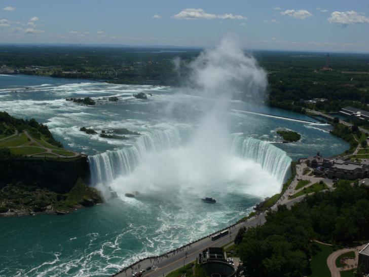 Canada Niagara falls travel