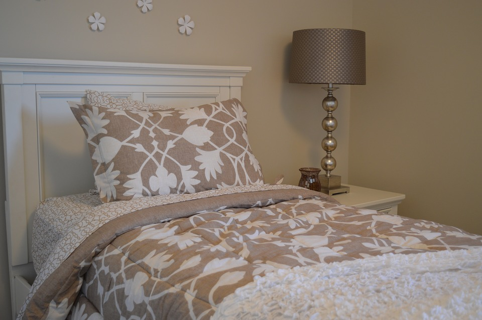 home bedding mattress lamp by bed