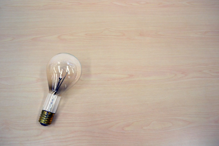 Make Your Home Eco-Friendly & Healthy lightbulb
