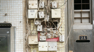 Home Repairs and circuit board wires