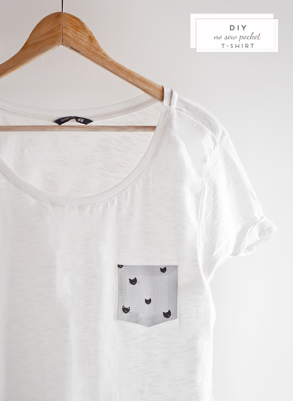 DIY Projects white t-shirt