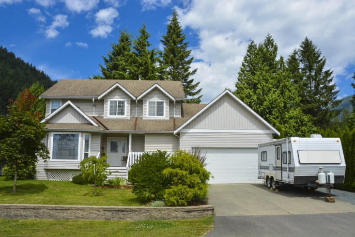 Rv Parks home outside
